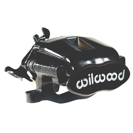Wilwood 120-10111-BK Combo Parking Brake RH Caliper, Black