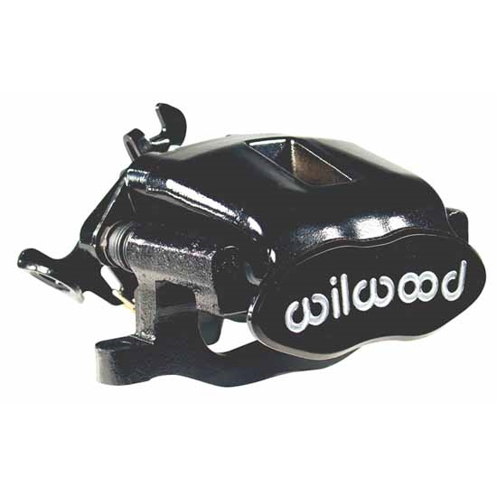 Wilwood 120-10112-BK Combo Parking Brake LH Caliper, Black