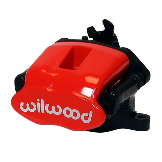 Wilwood 120-10112-RD Combo Parking Brake LH Caliper, 41mm / .81 Disc