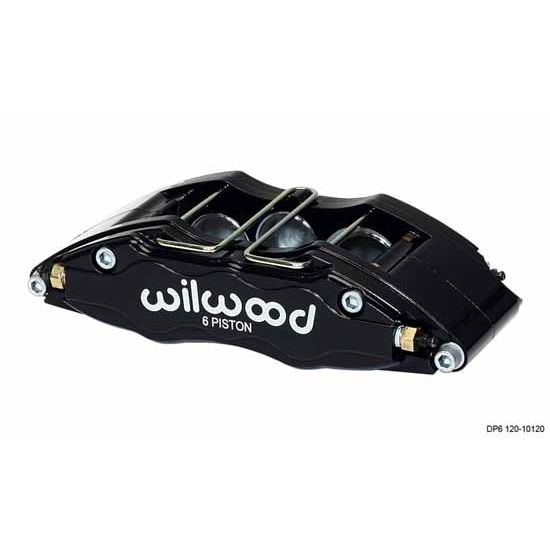 Wilwood 120-10136 DP6 Lug Mount RH Caliper, 5.25 Inch Mount