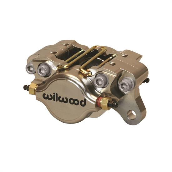 Wilwood 120-10188-N DPS Lightweight Caliper, 3.25 Inch Mount, Nickel