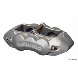 Wilwood 120-10525 D8-4 Front Caliper, 1.88 Inch Pistons/1.25 Inch Disc
