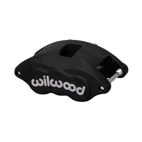 Wilwood 120-10938-BK D52 Dual Piston Floater Brake Caliper, Black
