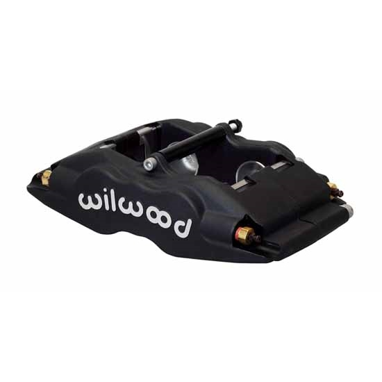 Wilwood 120-11137 Forged Superlite Internal 4 RH Caliper, Black