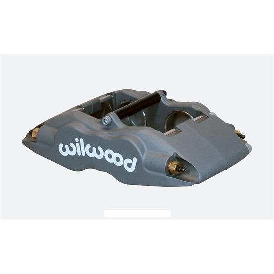 Wilwood 120-11138-SI Forged Superlite Internal 4 LH Caliper, Black