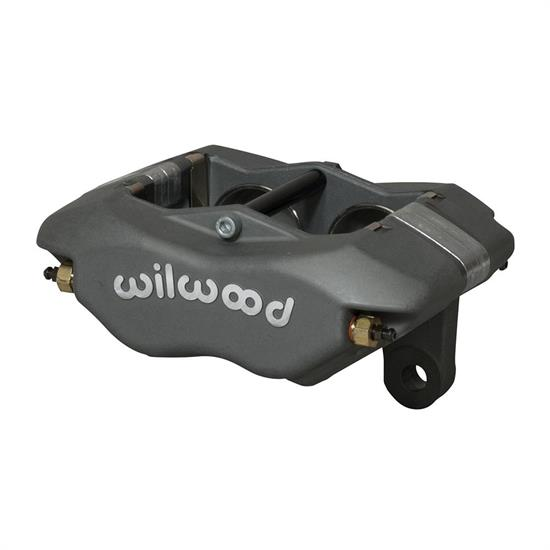 Wilwood 120-11575 FNDL Caliper, 3.50 Inch Mount, 1.38 Piston/ .81 Disc