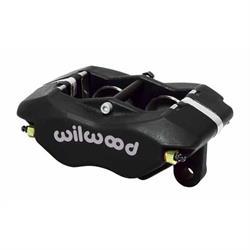 Wilwood 120-11579 FNDL Caliper, 3.50 Inch Mount, 1.12 Piston/1.25 Disc