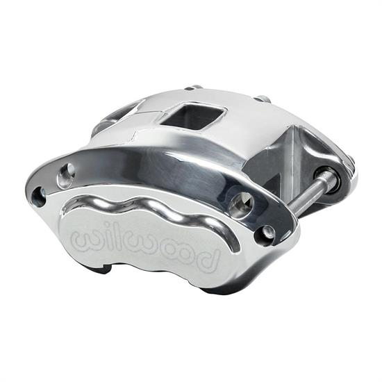Wilwood 120-11875-P D154 Dual Piston Floater Caliper, Polished