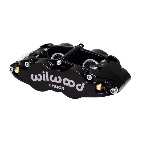 Wilwood 120-11876-BK Forged Narrow Superlite 4 Radial Mount Caliper