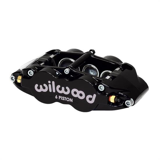 Wilwood 120-12002-BK Forged Narrow Superlite 6 Radial Mount RH Caliper