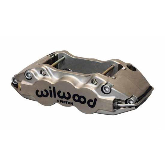 Wilwood 120-13002-N W4A Radial Mount LH Caliper, ST, Nickel