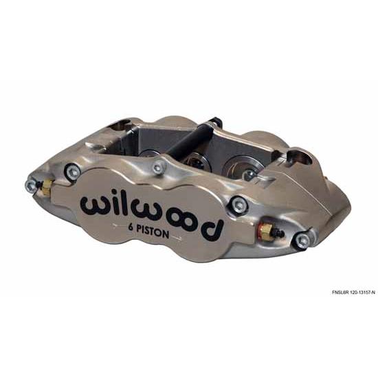 Wilwood 120 13147 N Forged Narrow Superlite 6 Radial Mount