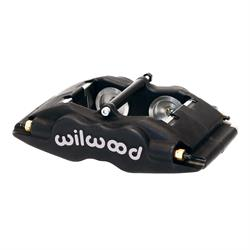 Wilwood 120-13155 Forged Superlite Internal 4 ST RH Caliper, Black