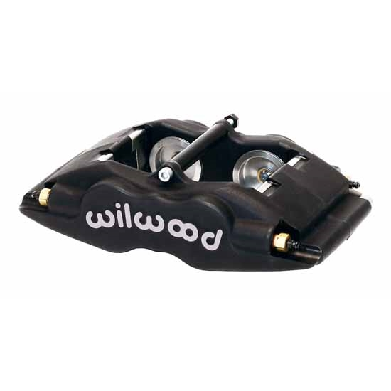 Wilwood 120-13156 Forged Superlite Internal 4 ST LH Caliper, Black
