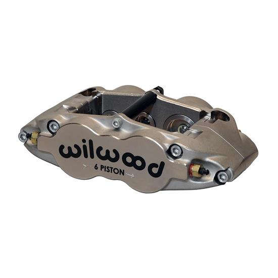Wilwood 120-13157-N Forged Narrow Superlite 6 Radial Mnt. RH Caliper