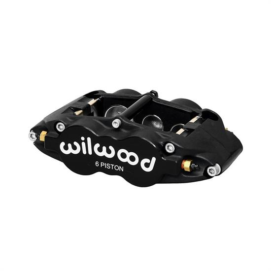 Wilwood 120-13235 Forged Superlite 6 Radial Mount RH Caliper, 1.25