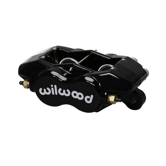 Wilwood 120-13839-BK Forged Dynalite Internal Caliper 1.38/.81 In