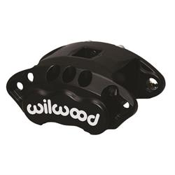 Wilwood D154-R Single Piston Floater Caliper, 2 Inch