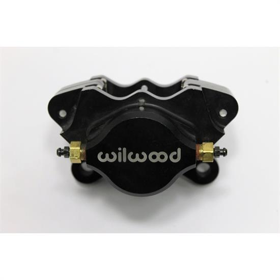 Garage Sale - Wilwood Dynalite Single Caliper, Billet 2 Piston 3-3/4 Inch Mounting Centers
