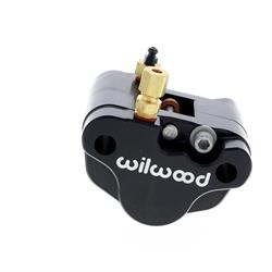 Wilwood 120-5498 Billet Go-Kart Brake Caliper, 1.00 Piston / .125 Disc