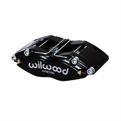 Wilwood 120-7374-BK DynaPro Radial Caliper, Blk, 1.25 Piston,0.81 Disc