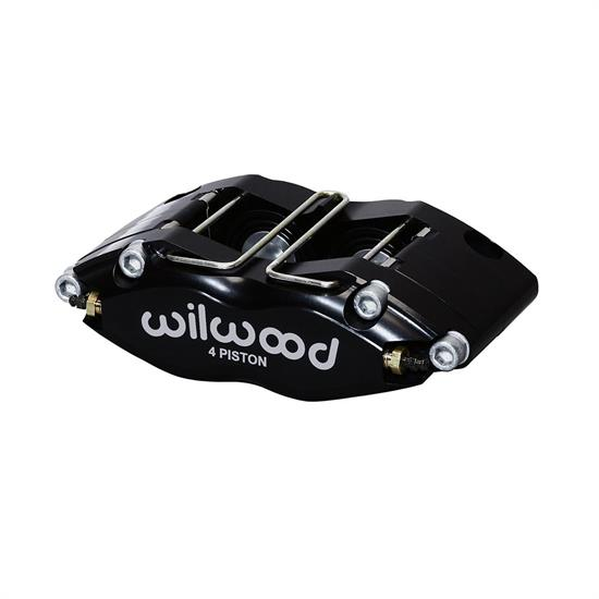 Wilwood 120-7375 Dynapro Radial Mount Caliper, 1.25 Piston/1 Inch Disc