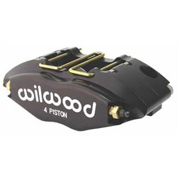 Wilwood 120-8725 Powerlite Radial Mount Caliper, 1.25, .350/.500 Inch