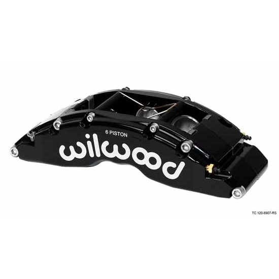 Wilwood 120-8907-RS TC6 Radial Rear Mount RH Caliper