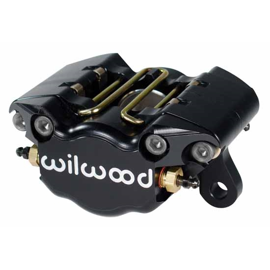 Wilwood 120-9690 Dynapro Single Caliper, DPS, 3.75 Inch Mount 1.38/.38