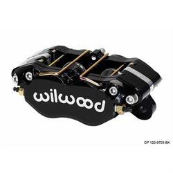 Wilwood 120-9695-SI Dynapro Lug Mount Caliper, 1.75 / .38 Inch