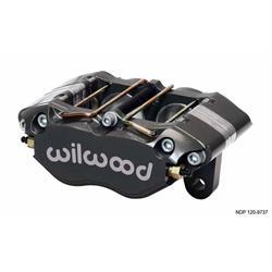 Wilwood 120-9734-SI Narrow Dynapro Lug Mount Caliper, 3.50 Inch Mount