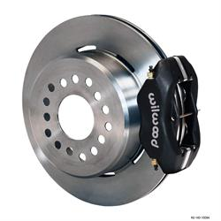 Wilwood 140-10094 FDLI Rear Brake Kit, 1963-87 GM, 2.42 Offset 5-lug