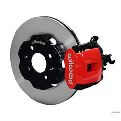 Wilwood 140-10208-R CPB Rear Disc Brake Kit, 92-00 Civic, 2.46 Offset