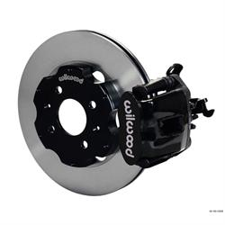 Wilwood 140-10208 CPB Rear Disc Brake Kit, 1992-00 Civic, 2.46 Offset