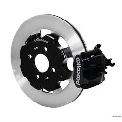 Wilwood 140-10209 CPB Rear Disc Brake Kit, 92-00 Civic, 2.46 Offset