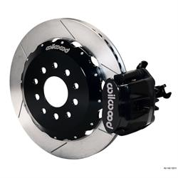 Wilwood 140-10211 CPB Rear Disc Brake Kit, 88-97 Civic, 2.71 Offset