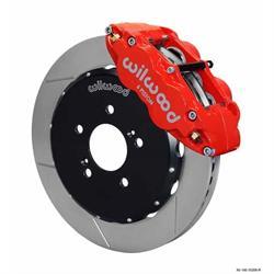 Wilwood 140-10309-R FNSL6R 12.88 Front Disc Brake, 2000-09 Honda S2000