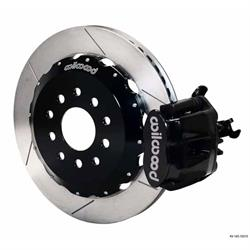 Wilwood 140-10310 12.88 CBP Rear Disc Brake Kit, 2000-09 Honda S2000