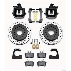 Wilwood 140-10329-D CPB Rear Disc Brake Kit-Big Ford 9 Inch New Style
