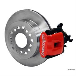 "Wilwood 140-10329-R CPB Rear Disc Brake Kit-Big Ford 9"" New Style"