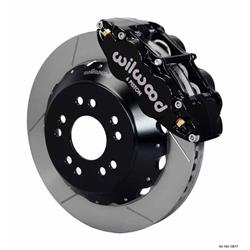 Wilwood 140-10617 FNSL6R 14 Inch Front Disc Brake Kit, 65-82 Corvette