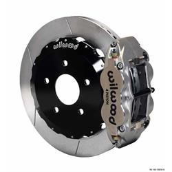 Wilwood 140-10638-N FNSL4R/QS-ST-Rear Disc Brake Kit, 1997-13 GM
