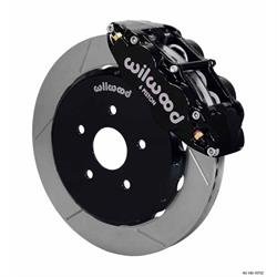 Wilwood 140-10752 FNSL6R Front Disc Brake Kit, 2009-11 Toyota Matrix