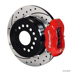 Wilwood 140-10767-DR FDL Rear Brake Kit, Mopar/Dana 2.50 Off,Snap Ring