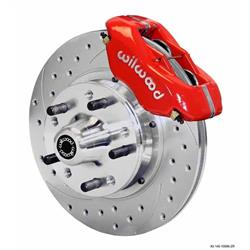 Wilwood 140-10996-ZR FDL Pro Series 11 Front Disc Brake Kit, 64-74 GM