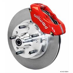 Wilwood 140-11008-R FDL Pro Series 11 Front Disc Brake Kit, 1979-90 GM