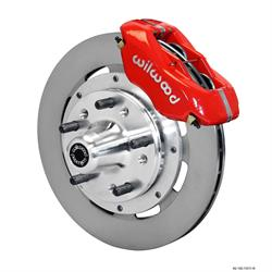 Wilwood 140-11011-R FDLI Front Disc Brake Kit, 1959-64 Impala/Corvette
