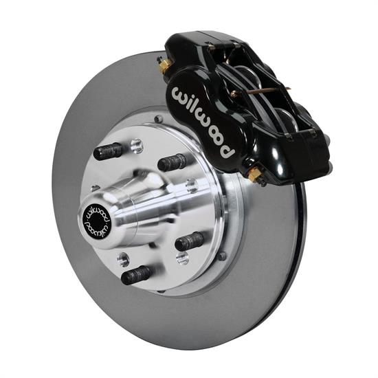 Wilwood 140-11019 FDLI Pro Series Front Disc Brake Kit, 1973-89 Mopar