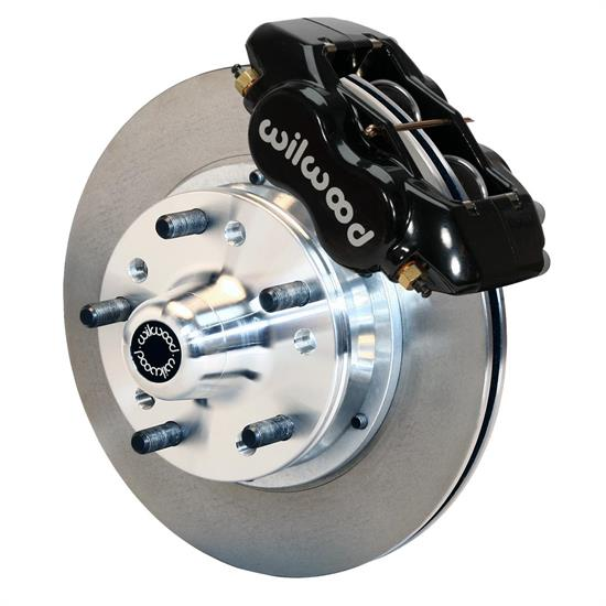 Wilwood 140-11023 FDLI Pro Series Front Disc Brake Kit, 1965-72 Mopar
