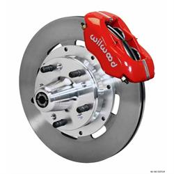 Wilwood 140-11275-R FDL Front Disc Brake Kit, 1982-92 Camaro/Firebird